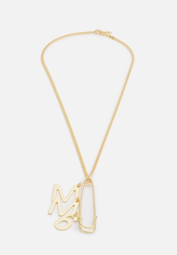 NECKLACE - Collier - yellow gold-coloured