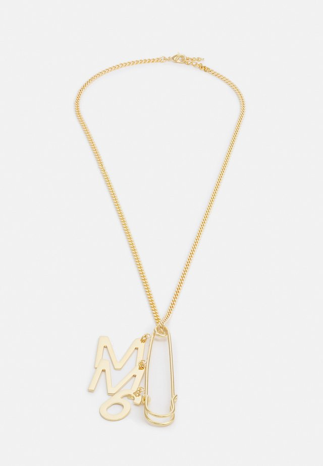 NECKLACE - Ketting - yellow gold-coloured