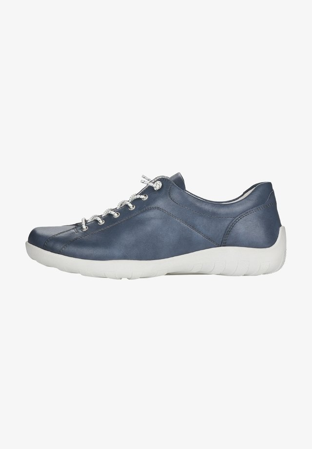 Sportieve veterschoenen - jeans