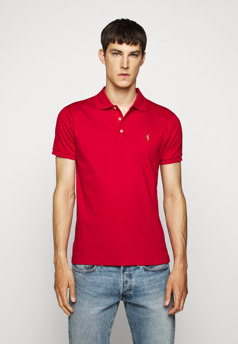 Polo Ralph Lauren - PIMA - Polo - park avenue red
