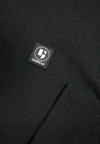 Garcia - GARCIA LONGSLEEVE - Long sleeved top - off black - 2