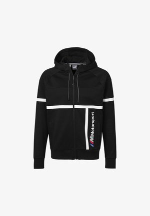 UOMO - veste en sweat zippée - puma black