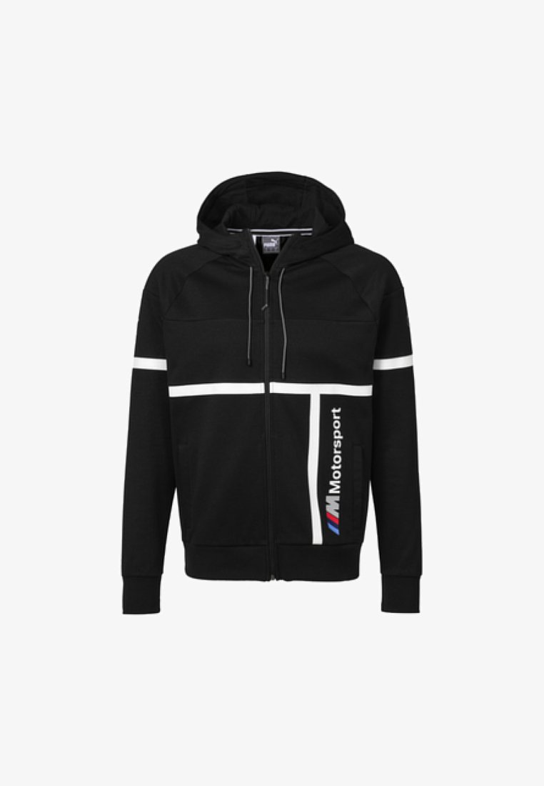 Puma - UOMO - Zip-up hoodie - puma black