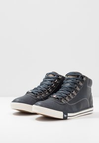 Mustang - Baskets montantes - navy - 2