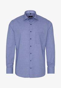 Eterna - MODERN FIT - Shirt - blau - 3