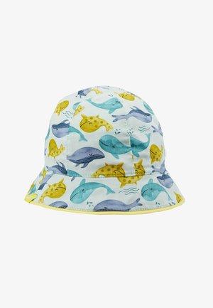 MINI BOY FLAPPER - Hut - aqua/blau
