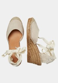 Selected Femme - Loafers - sand - 1