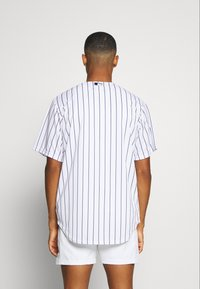 Nike Performance - MLB NEW YORK YANKEES OFFICIAL REPLICA HOME - Klubové oblečení - white/navy - 2