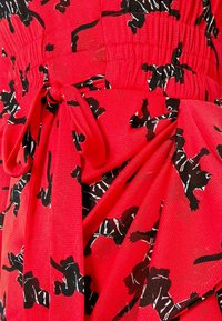 Diane von Furstenberg - CRYSTAL - Vapaa-ajan mekko - red - 6