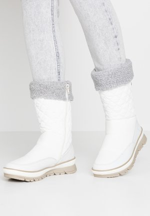 Winter boots - white