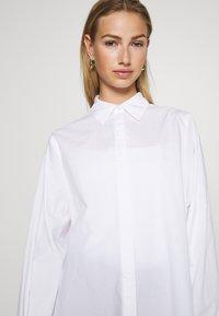 Monki - GERRI - Camisa - white - 3