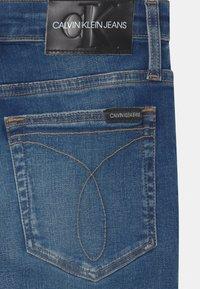 Calvin Klein Jeans - SLIM INFINITE  - Džíny Slim Fit - blue - 3