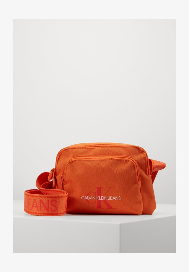 CAMERA BAG  - Bandolera - orange