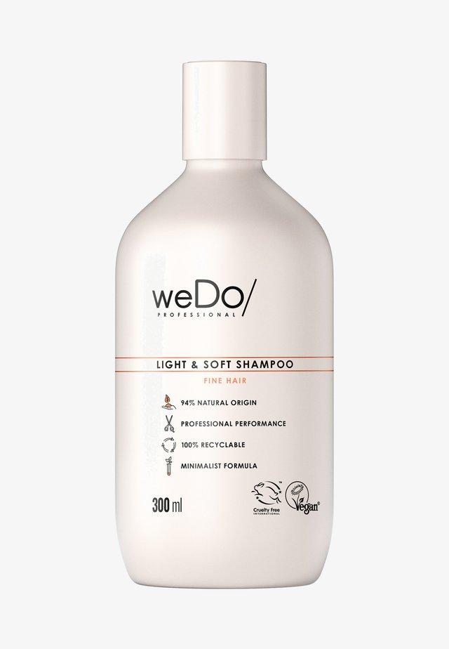 LIGHT & SOFT SHAMPOO - Shampoo - -