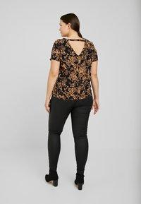 River Island Plus - Jeans Skinny Fit - black - 2