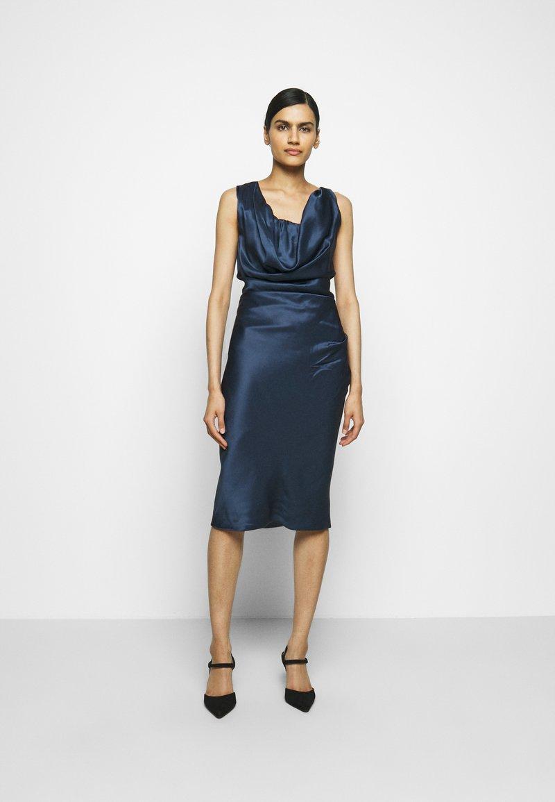 Vivienne Westwood - GINNIE PENCIL DRESS - Shift dress - avio
