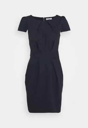 CLOSET TULIP DRESS - Day dress - navy