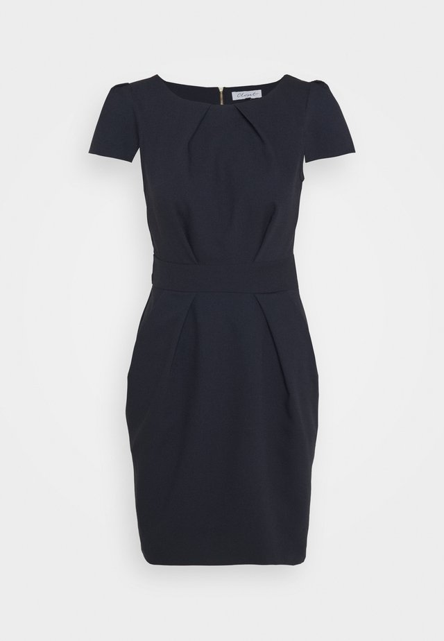 CLOSET TULIP DRESS - Robe d'été - navy