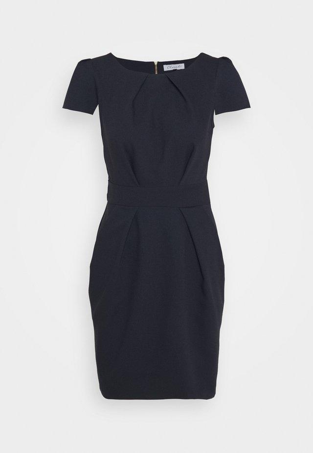 CLOSET TULIP DRESS - Vestido informal - navy