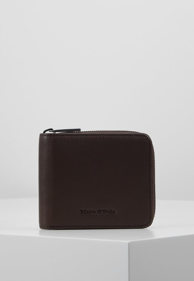 FIETE WALLET - Portefeuille - chocolate brown