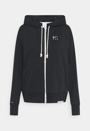 STANDARD ISSUE HOODIE - Sweatjakke /Træningstrøjer - black/pale ivory