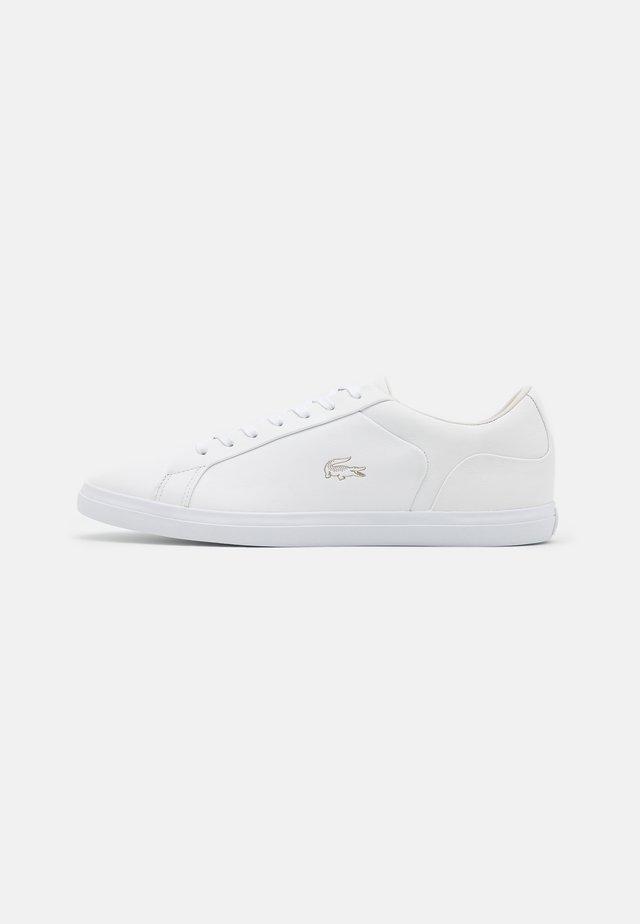 LEROND - Sneakers laag - white/offwhite
