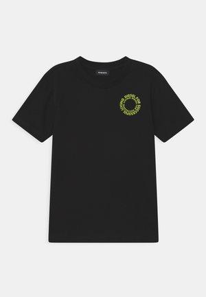 MAGLIETTA UNISEX - Print T-shirt - nero