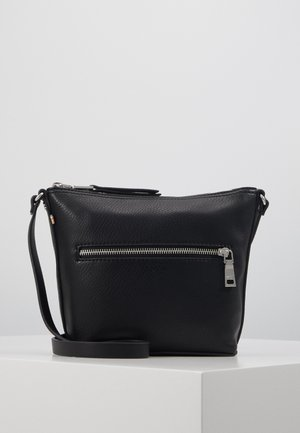 DEBBY  - Across body bag - black