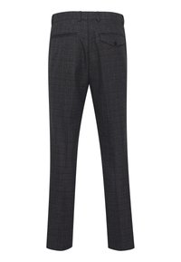 Casual Friday - PATRIK SMALL CHECKED PANTS - Trousers - navy blazer - 6