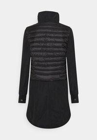 comma - Klasyczny płaszcz - black - 2