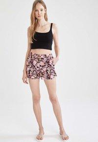 DeFacto - Bikini bottoms - black - 1
