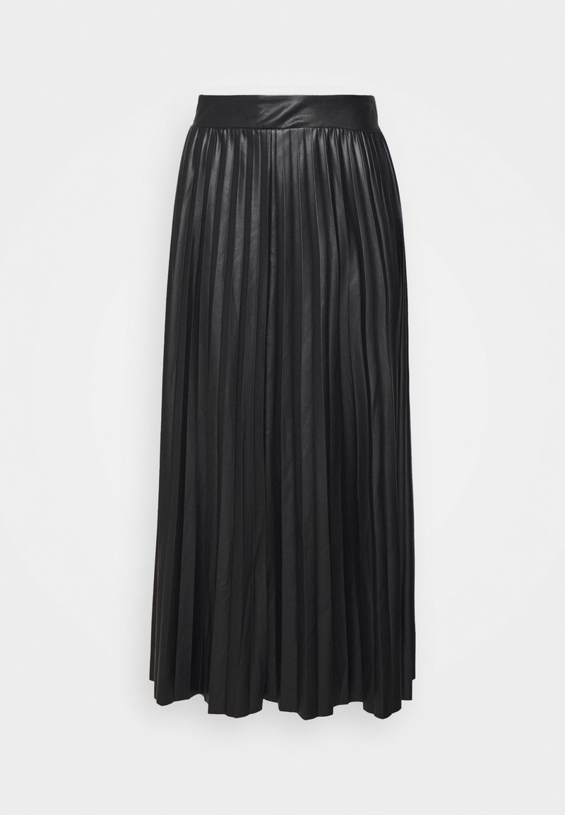 ONLY Tall - ONLANINA SKIRT  - Áčková sukně - black