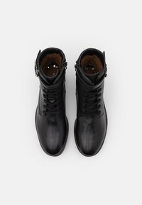 MAHONY - CELIN - Lace-up ankle boots - black - 4
