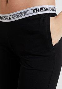 Diesel - TROUSERS - Pyjama bottoms - black - 4