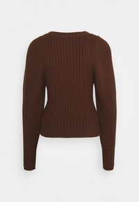 Gina Tricot - CAMILLE - Jumper - potting soil