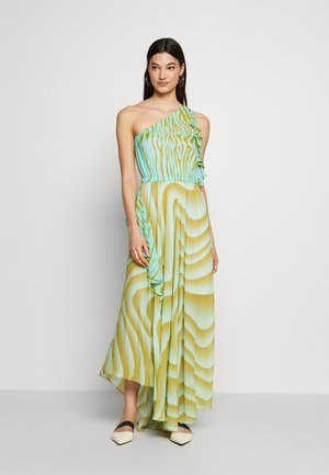 Cocktail dress / Party dress - licorice/mint varian