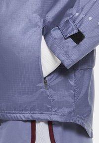 Nike Performance - FLASH - Sports jacket - world indigo/light marine - 4