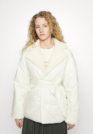 GREGO - Winter jacket - ecru