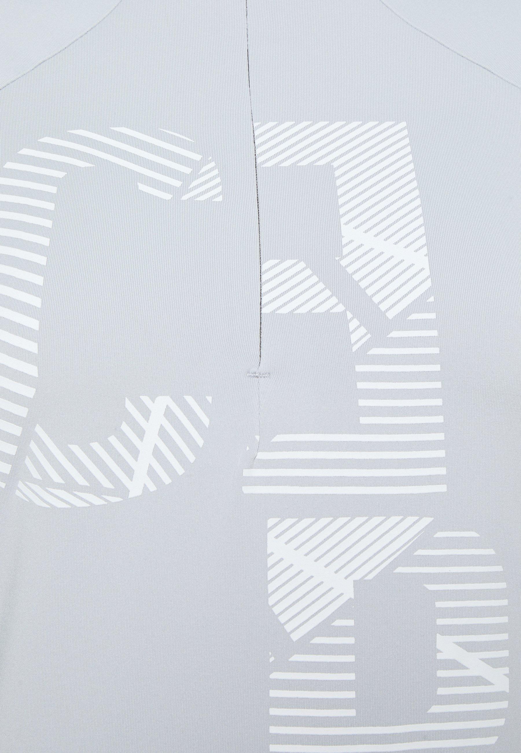 Icepeak BONITA - Fleece jumper - silver r4Hed