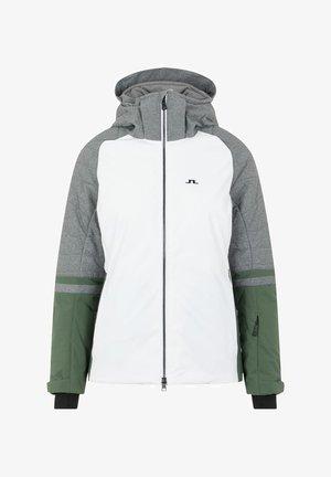SUNNY - Ski jacket - thyme green