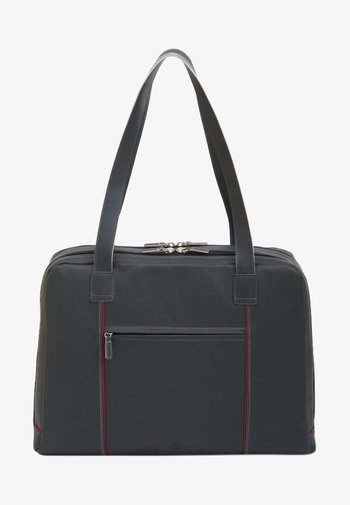 LARGE OFFICE ORGANISER - Briefcase - storm