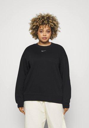CREW PLUS - Sweatshirt - black