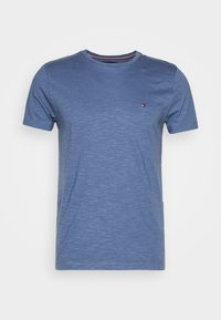 SLUB TEE - Basic T-shirt - blue