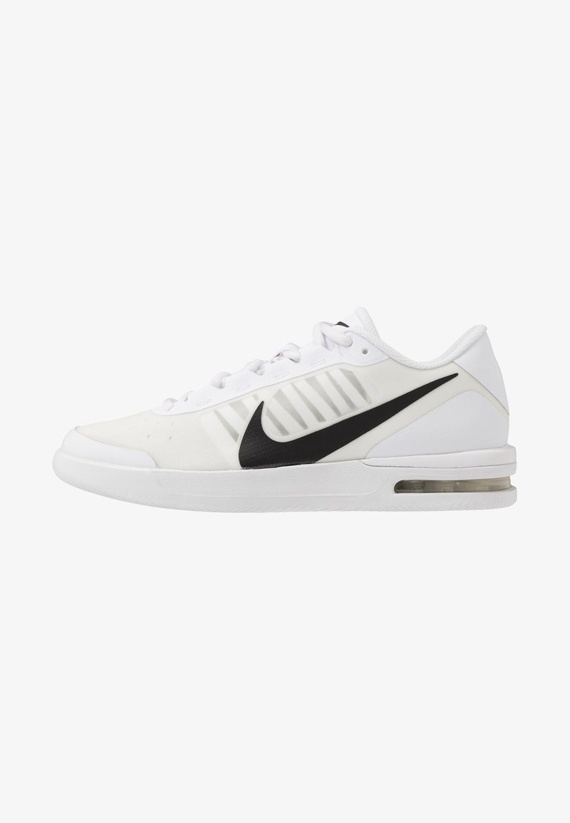 Nike Performance - COURT AIR MAX VAPOR WING MS - Tennisschoenen voor alle ondergronden - white/black