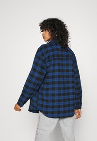 Tommy Jeans - Button-down blouse - providence blue/black - 2
