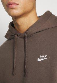 Nike Sportswear - CLUB HOODIE - Felpa - ironstone - 5