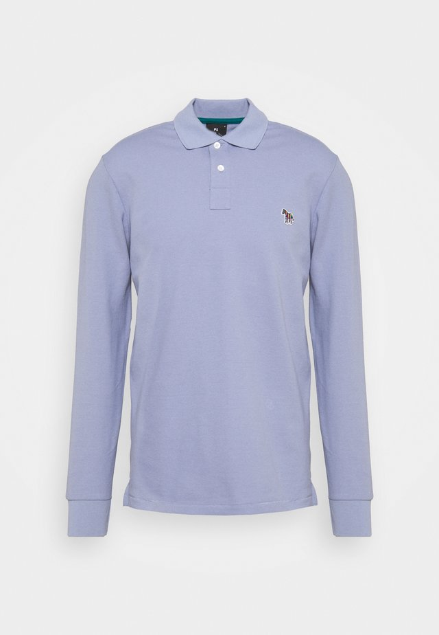 MENS REG FIT - Polo - bright blue