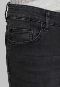 Only & Sons - ONSLOOM BLACK WASHED - Jeans Slim Fit - black denim - 5