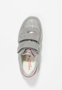 Superfit - MERIDA - Sneaker low - smoke kombi - 0