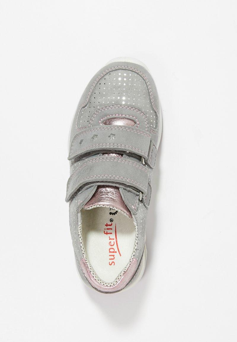 Superfit - MERIDA - Sneaker low - smoke kombi